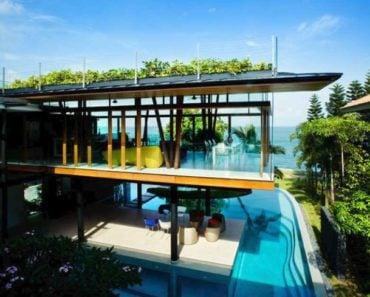Fish House: Amazing Modern Design on the Seaside