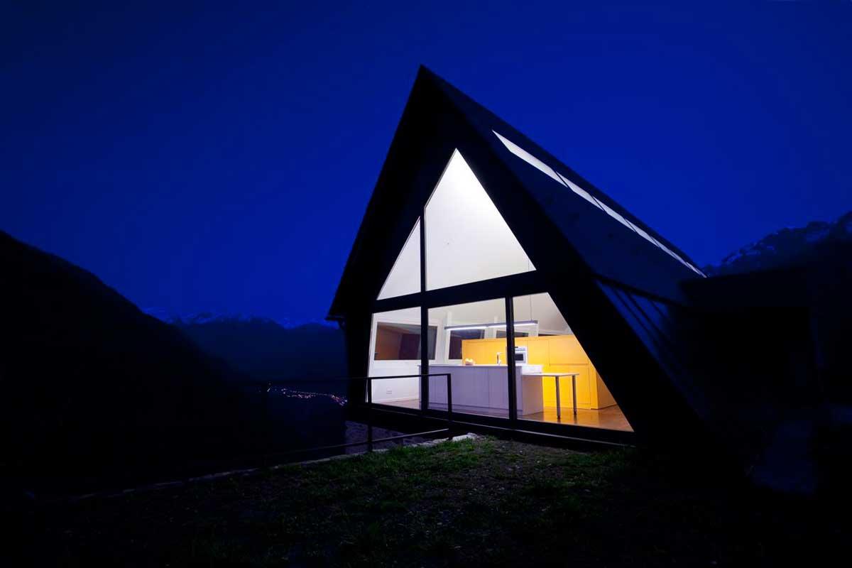 Casa Guinovart Santi up in the Pyrenees