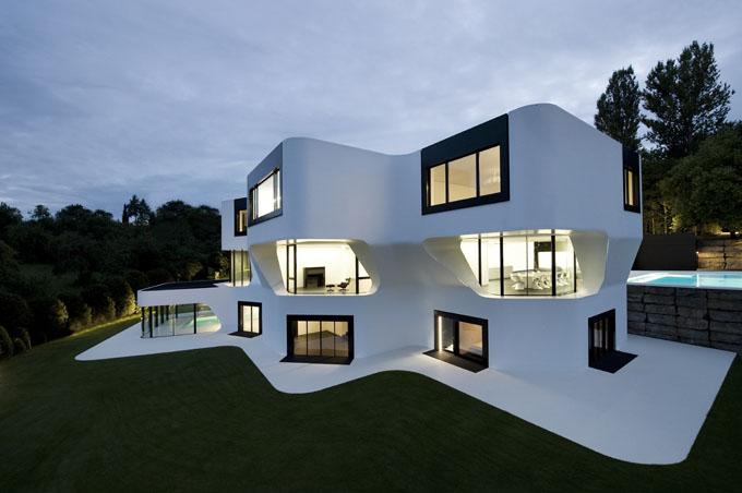 Dupli Casa by J. Mayer H. Architekten