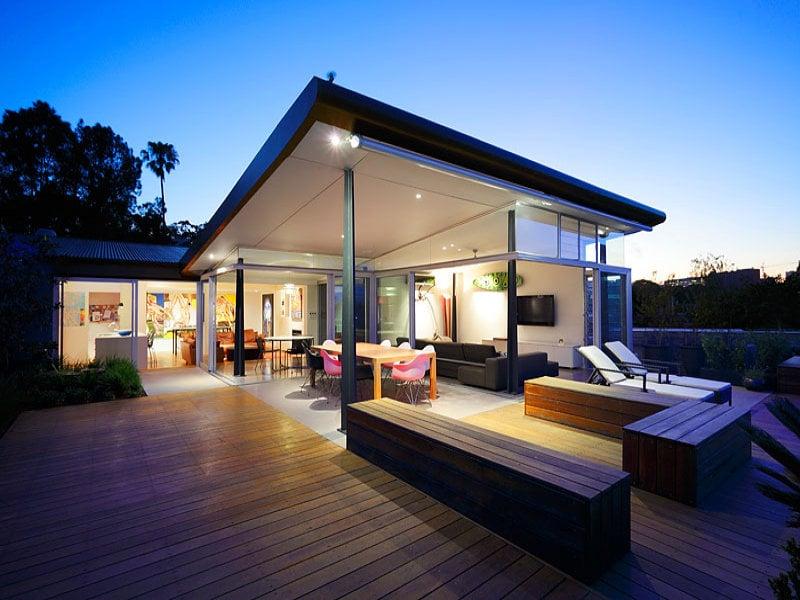 The beaumaris dream house in melbourne australia nimvo for Modern homes in australia
