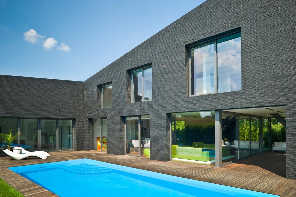 Houses in Rybnik by Jojko+Nawrocki Architekci