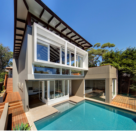 Parsley Bay Residence / Dream Home by Molnar Freeman Architects