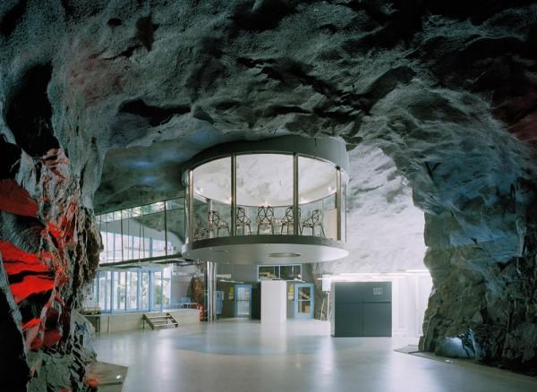 Wikileaks' former HQ: Pionen White Mountain Bunker