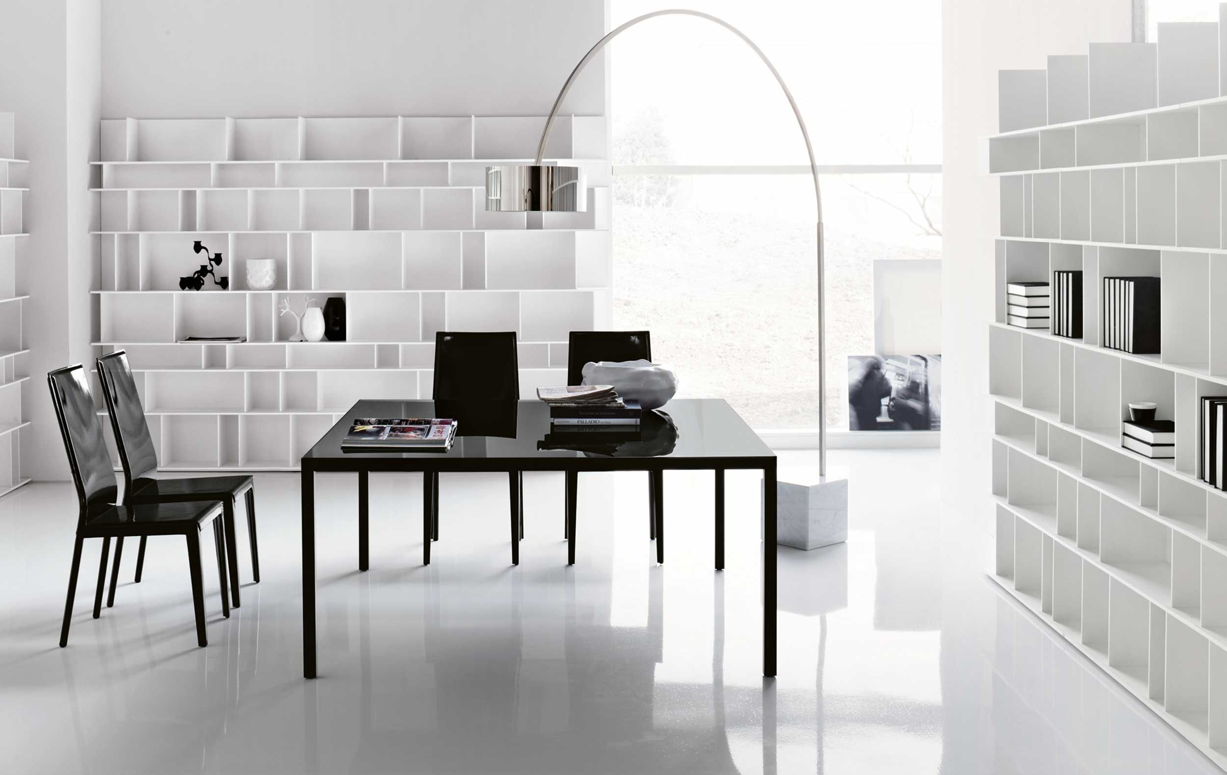 Tech Office Desk by Cattelan Italia-z