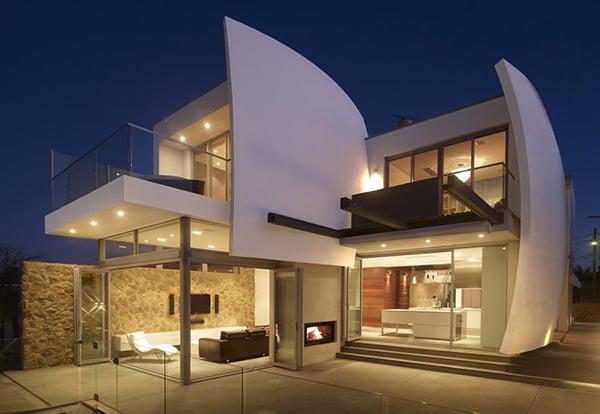 Modern Dream Home By Tony Owen Partners