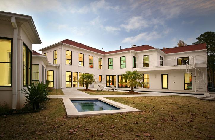 Stylish Dream Home: The Abraham Residence