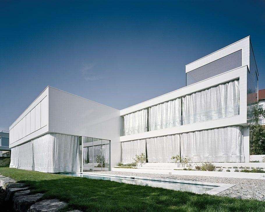 Minimalist Dream House, German Architecture by C18 Architekten