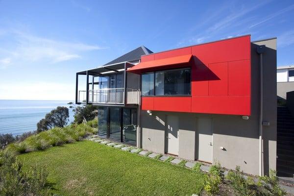 Modern House by John Sanderson Architects
