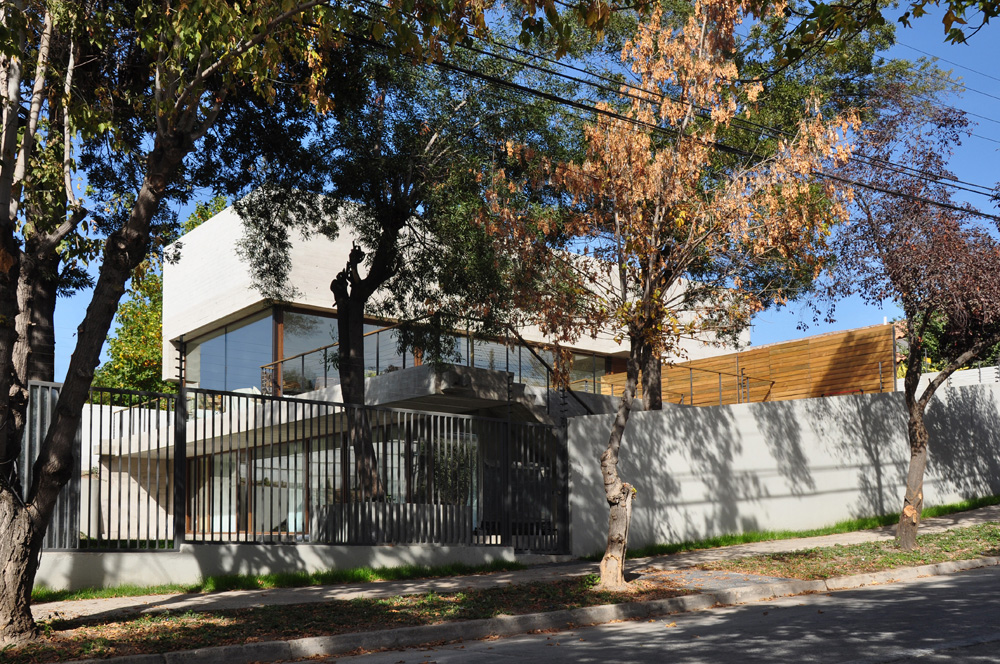 Monk House by John Christopher Valenzuela and Eduardo Rivera