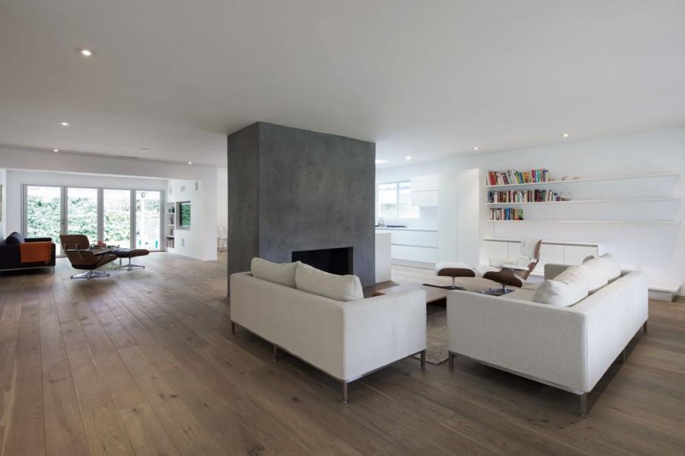 Hayvenhurst House Renovation by Dan Brunn, a fantastic and beautiful interior design