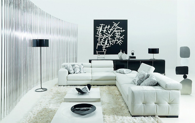 Simply Beautiful and Stunning White Interior Decors Ideas