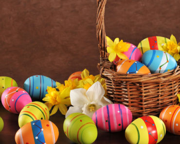 Easter Basket Swap Decoration Ideas