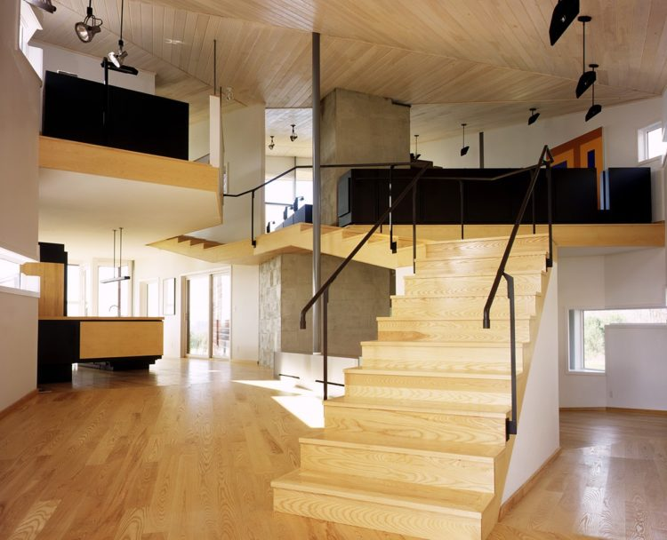 Y House By Steven Holl Architects