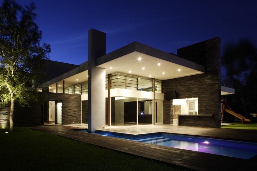 Casa San Patricio by ROP Architects