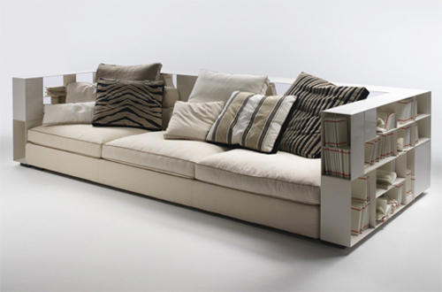 You can inspire from the pictures below on choosing the perfect sofa for  your small living room: