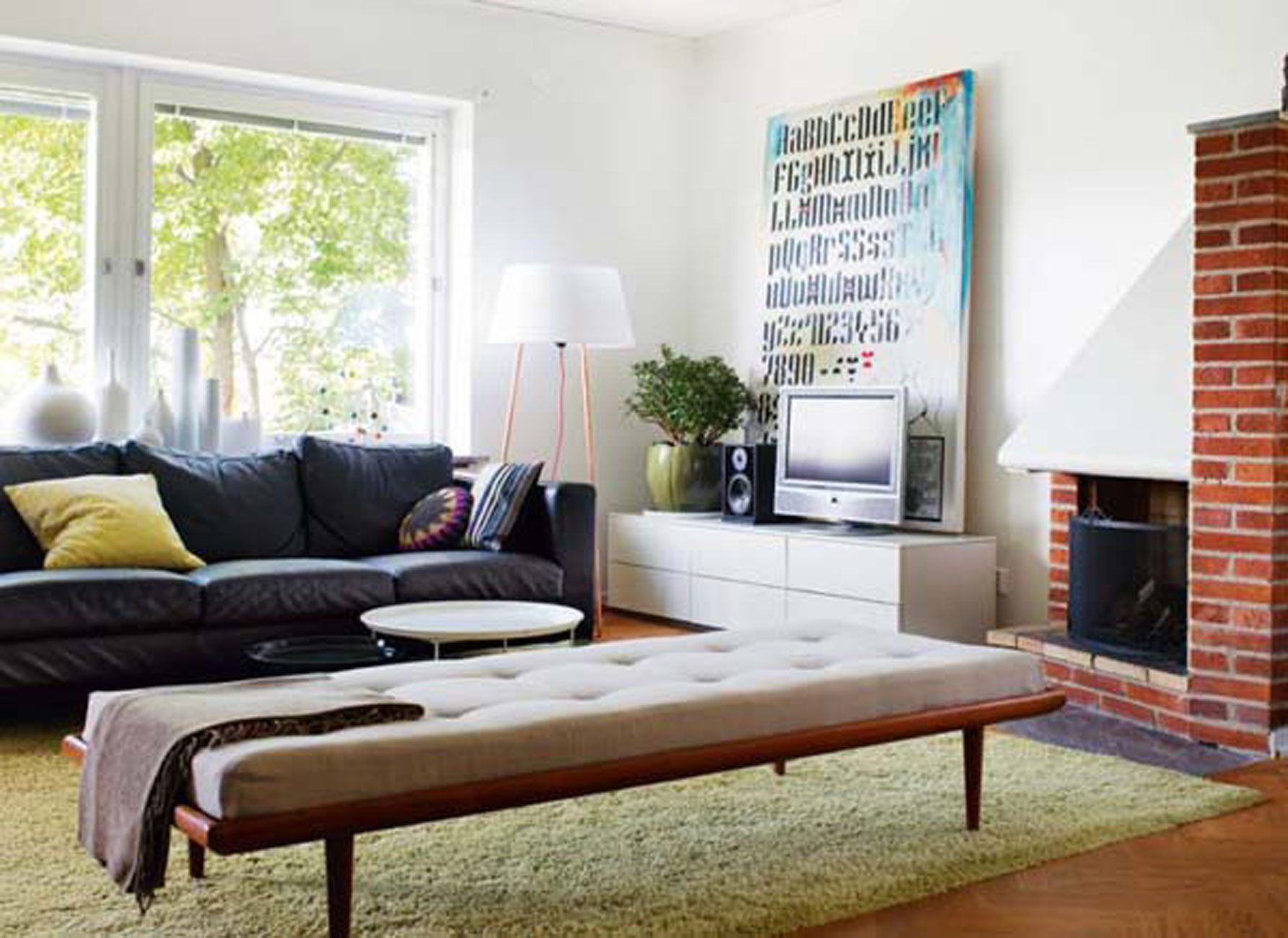 Midsize house decoration ideas