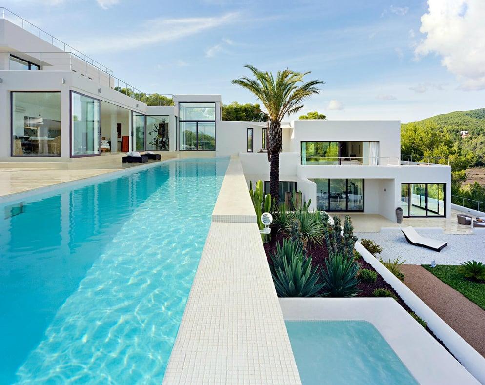 Casa Jondal, Dream House in Ibiza, Spain