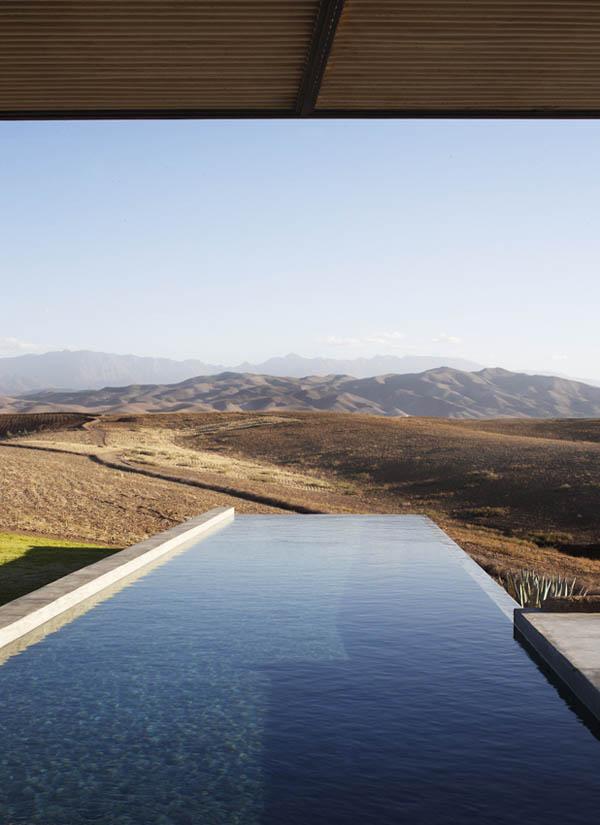 villa k 04 The Villa K, Modern Dream Home in Morocco