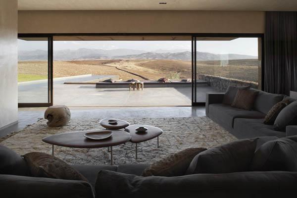 villa k 08 The Villa K, Modern Dream Home in Morocco