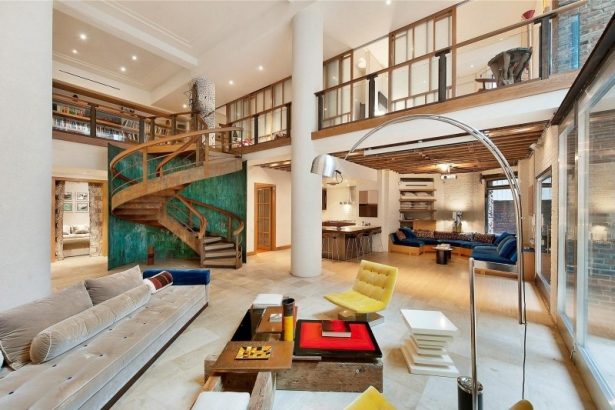 Wonderful Duplex Condo In The Heart Of Tribeca