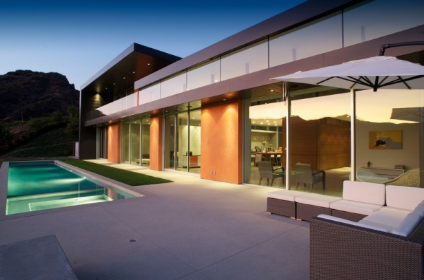 Enjoy The View From Lima Residence In Calabasas