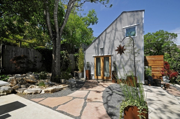Remodeled Multi Level House In Austin, Texas