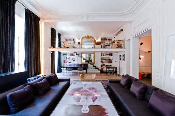 Glamorous Apartment On Rue De Rivoli, Paris, France