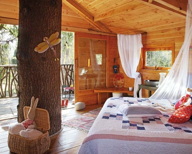 House In The Trees – A Retreat For Children