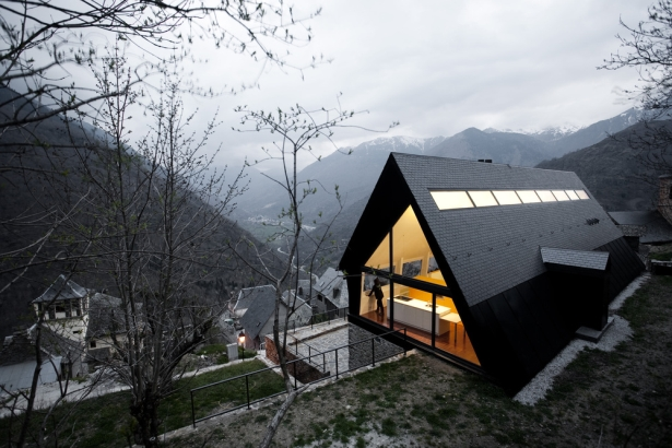 What About A House In The Pyrenees?