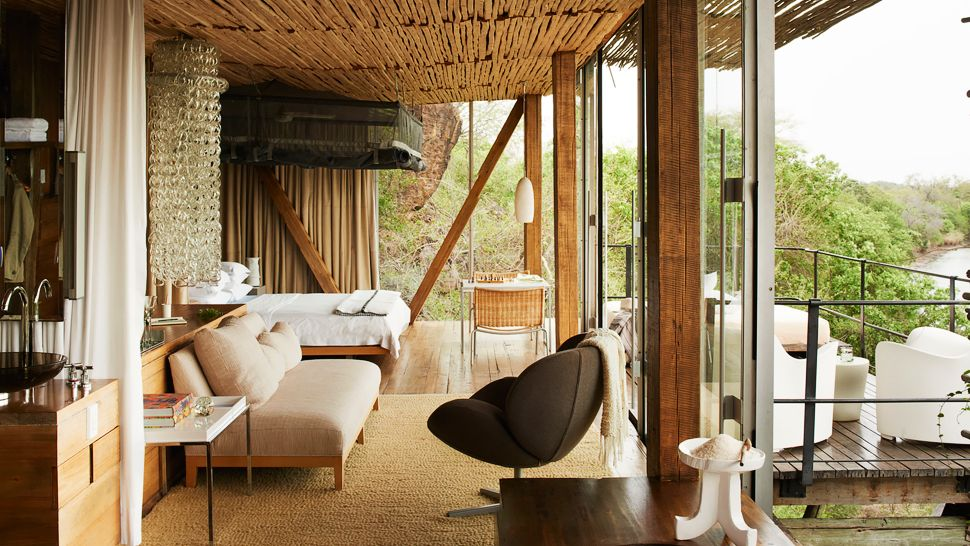 Safari And Luxury Accommodation In South Africa