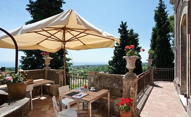 Monaci Delle Terre Nere Is The Perfect Sicilian Farmhouse