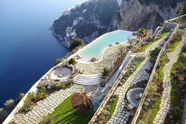 Stunning Ocean Views And Luxury Accommodation At Monastero Rosa Hotel