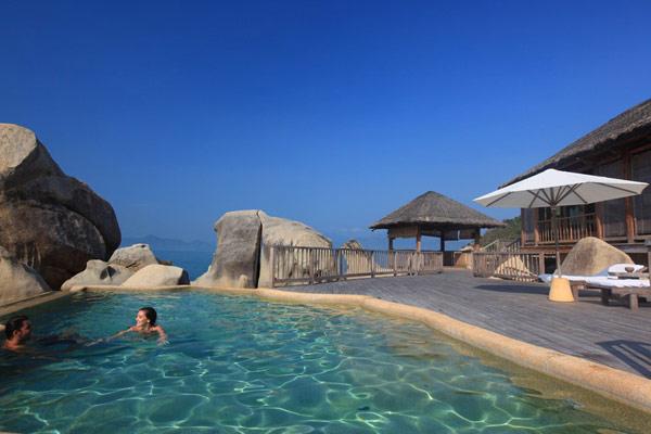 Rustic Six Senses Ninh Van Bay Resort&Spa In Vietnam