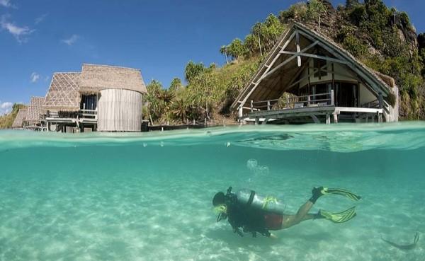 Get Lost In The Magnificient Misool Eco Resort