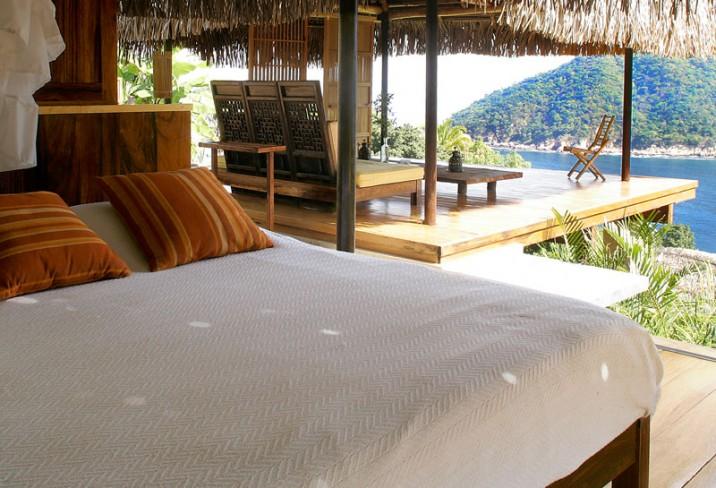 Accommodation In The Wild Jungle At Verana Hotel
