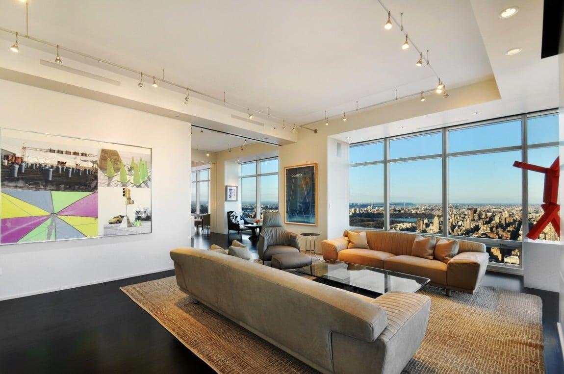 Stylish Manhattan Apartment At The 42th Floor