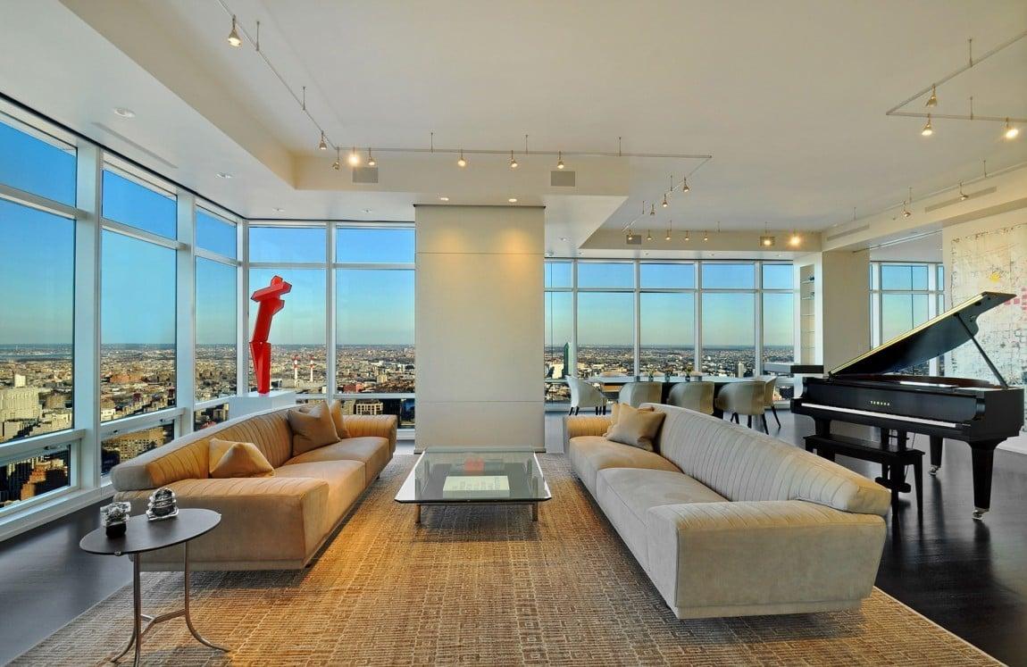 Manhattan apartment 2 nimvo interior design luxury homes for Manhattan interior designs