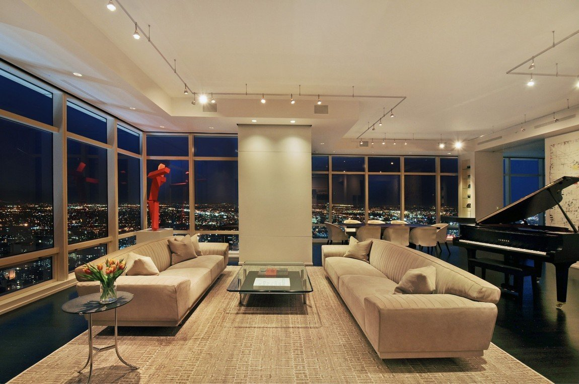 Stylish Manhattan Apartment At The 42th Floor
