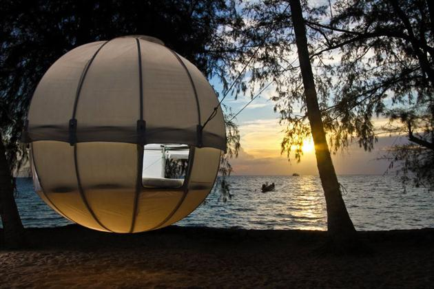 Cocoon Tree Tent For Comfortable Outdoor Experiences