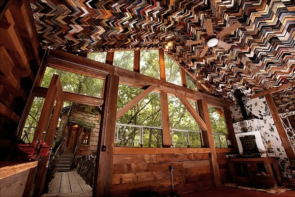 Recycled Homes Made Out Of Cattle Bones