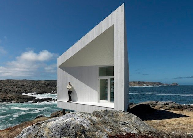 Hear The Waves Crashing From The Small Squish Studio