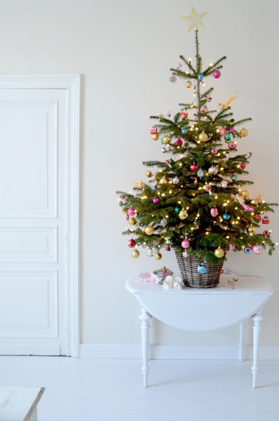 20 amazing christmas tree decorations - Miniature Christmas Tree Decorations