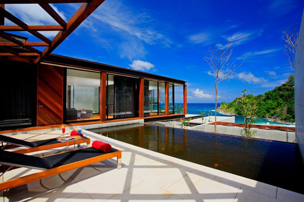 Naka Phuket Resort Is A Thai Piece Of Heaven