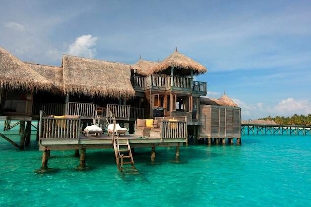 Gili Lankanfushi Puts The Lagoon At Your Feet