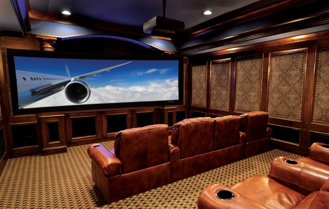 Well, Weu0027ve Found 20 Examples Of Designs That Weu0027re Unbelievably Envious  Of. Take A Look At These Home Theaters And Get Ready To Drool!
