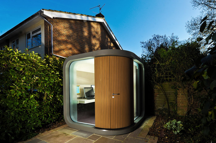 OfficePOD and MeetingPOD – Working At Home Has Never Been So Easy