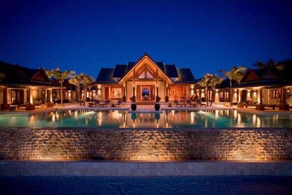 Nandana Villa – A Luxury Bahamas Resort