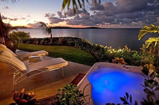 Breathtaking Island Views Villa In The Caribbean Paradise
