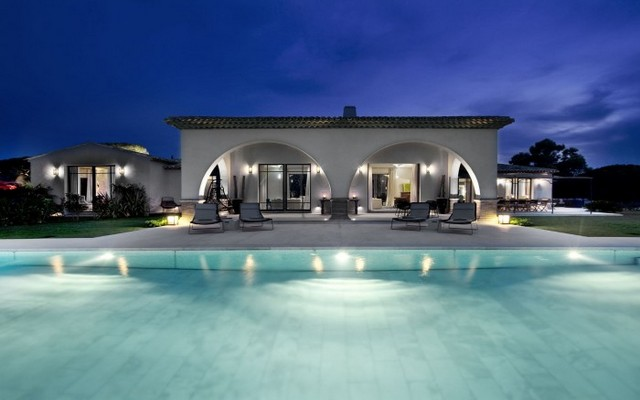 Villa Peninsula 1 In Saint Tropez Is All About Luxury