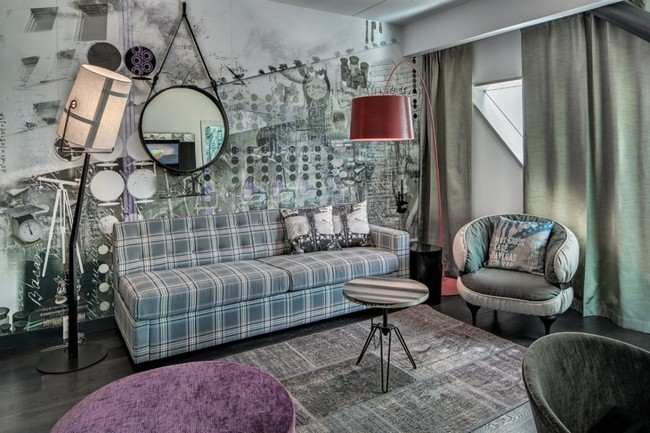 Eclectic Radisson Blu Riverside Hotel In Gothenburg, Sweden